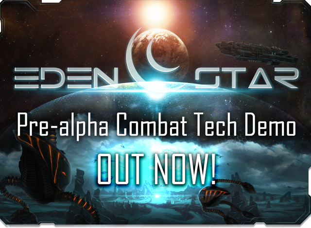 eden star pre-alpha combat tech demo out now