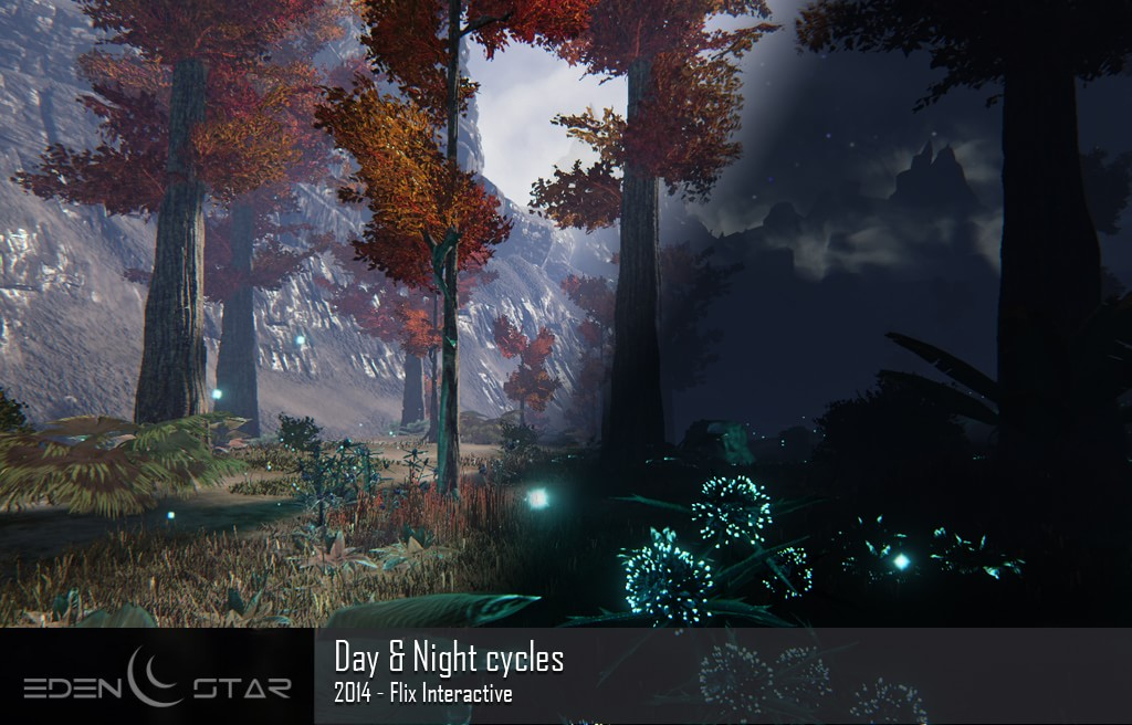 eden star day night cycle