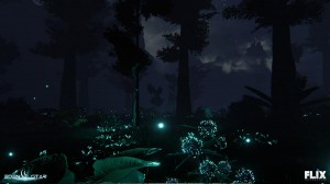 Eden Star's local night fauna