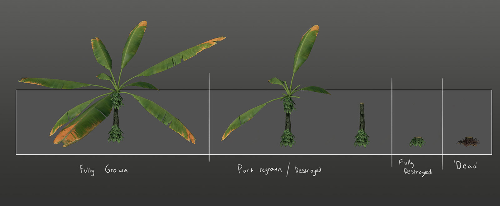 eden star big leaf concept damaged states